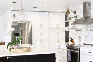 My Bright White Kitchen