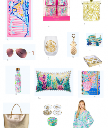 Lilly Pulitzer Holiday Gift Guide
