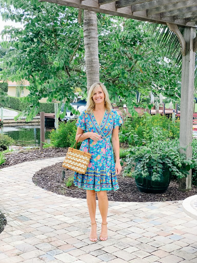 Adorable Wrap Dress Under $30