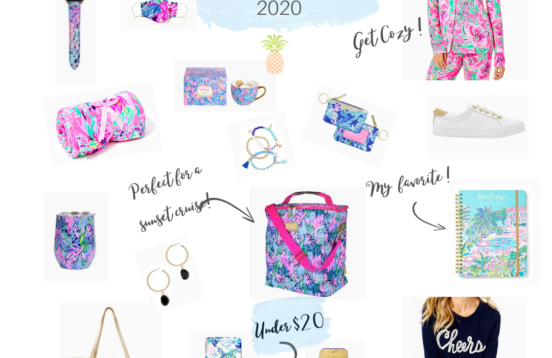 Lilly Pulitzer Holiday Gift Guide 2020