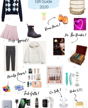 Tween Girl Holiday Gift Guide 2020